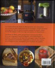 La cuisine d'hiver des fermes de marie - 4ème de couverture - Format classique