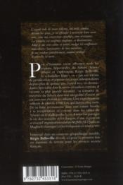 Mémoires du désert ; à l'autre bout du monde - 4ème de couverture - Format classique