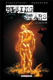 Rising stars t.3 - Couverture - Format classique