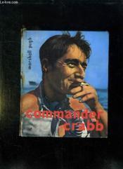 Commander Crabb. - Couverture - Format classique