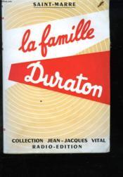 La Famille Duration - Couverture - Format classique