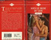 Sous Le Signe Du Lion - Escapades - Couverture - Format classique