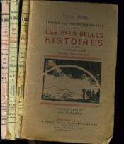 LA BIBLE A LA PORTEE DES ENFANTS ou LES PLUS BELLES HISTOIRES EN 4 FASCICULES. INTRODUCTION. PERIODE PREHISTORIQUE / I. PERIODE PATRIARCALE/ II. PERIODE MOSAÏQUE / III. LES JUGES. - Couverture - Format classique