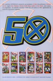 X-Men ; INTEGRALE VOL.17 ; 1967 - 4ème de couverture - Format classique