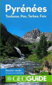 GEOguide ; Pyrénées ; Toulouse, Pau, Tarbes, Foix - Couverture - Format classique