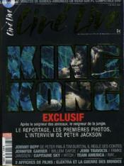 Cine Live - N° 88 - King Kong - Couverture - Format classique