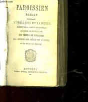 Paroissien Romain Contenant L'Ordinaire De La Messe - Couverture - Format classique