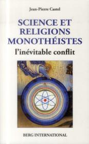 Science et religions monothéistes - Couverture - Format classique