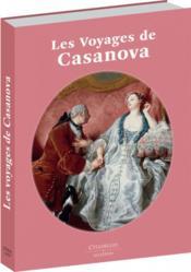 Les voyages de Casanova - Couverture - Format classique