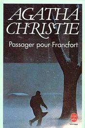 Passager pour Francfort - Intérieur - Format classique