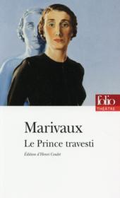 Le prince travesti - Couverture - Format classique
