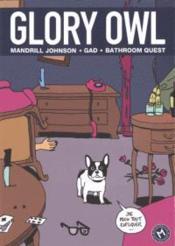 Glory owl T.1 - Couverture - Format classique
