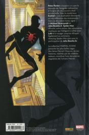 The amazing Spider-Man par Straczynski T.2 - 4ème de couverture - Format classique