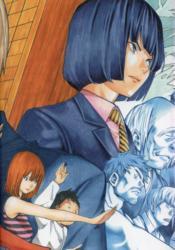 Hikaru no go - édition deluxe T.7 - 4ème de couverture - Format classique