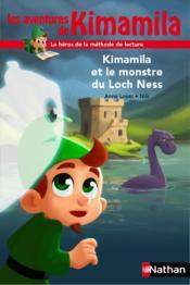 Kimamila et le monstre du Loch Ness - Couverture - Format classique