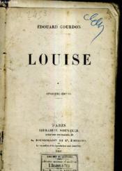 Louise / 5e Edition. - Couverture - Format classique