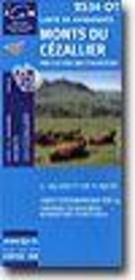 Monts du Cézallier ; 2534 OT - Intérieur - Format classique