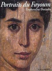 Portraits du fayoum - visages de l'egypte ancienne - Intérieur - Format classique