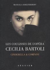 Cecilia Bartoli - Les Coulisses De L'Opera - Couverture - Format classique