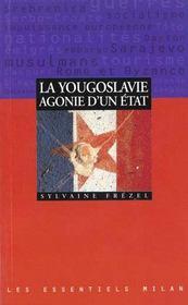 La yougoslavie etat provisoire - Intérieur - Format classique