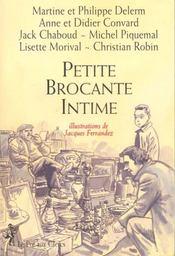 Petite brocante intime - Intérieur - Format classique