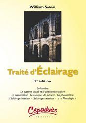 Traité d'éclairage (2e édition) - Intérieur - Format classique