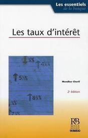 Les taux d'intérêt - Intérieur - Format classique