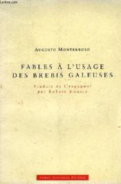 Fables A L'Usage Des Brebis Galeuses - Couverture - Format classique