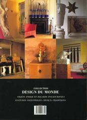 Paris objets trouves - 4ème de couverture - Format classique