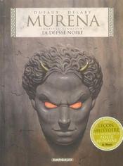 Murena T.5 ; la déesse noire - Intérieur - Format classique