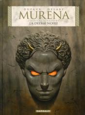 Murena T.5 ; la déesse noire - Couverture - Format classique