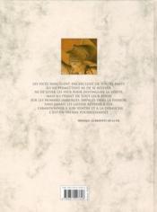 Murena T.5 ; la déesse noire - 4ème de couverture - Format classique