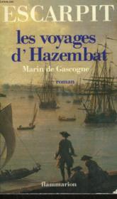 Les Voyages D'Hazembat - Couverture - Format classique