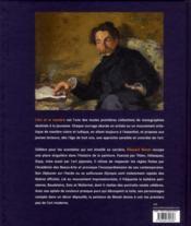 Edouard Manet ; le premier des modernes - 4ème de couverture - Format classique