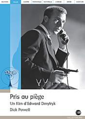 Pris Au Piège - Couverture - Format classique