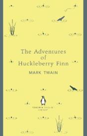 The Adventures of Huckleberry Finn - Couverture - Format classique