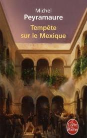 Tempête sur le Mexique - Couverture - Format classique
