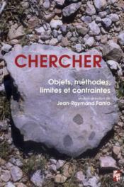 Chercher - Couverture - Format classique