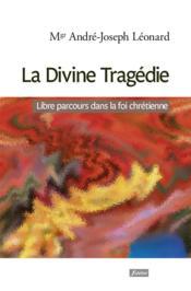 La divine tragedie. - Couverture - Format classique