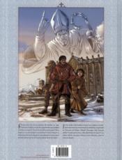 François sans nom t.1 ; le sculpteur et la voleuse - 4ème de couverture - Format classique