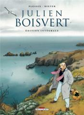 Julien Boisvert ; intégrale t.1 à t.4 - Couverture - Format classique