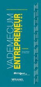 20 DISSERTATIONS ; vademecum de l'entrepreneur TPE-PME (9e édition) - Couverture - Format classique