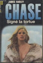 Collection La Poche Noire. N° 124 Signe La Tortue. - Couverture - Format classique