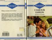 L'Amour Espion - Undercover - Couverture - Format classique