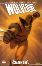 Wolverine season one - Couverture - Format classique