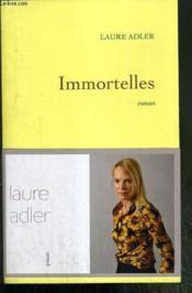 Immortelles - Couverture - Format classique