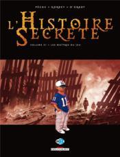 L'histoire secrète T.31 ; les maîtres du jeu - Couverture - Format classique