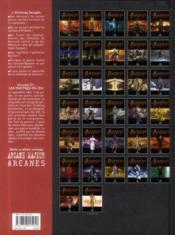 L'histoire secrète T.31 ; les maîtres du jeu - 4ème de couverture - Format classique
