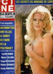 Cine Revue - Tele-Programmes - 58e Annee - N° 25 - La Montagne Du Dieu Cannibale - Couverture - Format classique