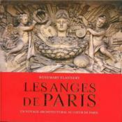 Les anges de Paris - Couverture - Format classique